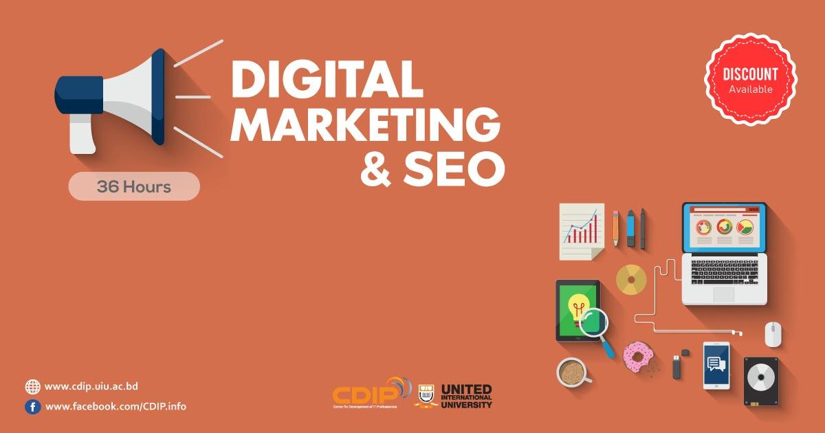 Digital Marketing and seo dhaka
